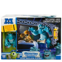 ¡¡Chollazo!! Set escuela de sustos Monstruos University Disney Bizak sólo 2.95€