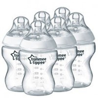 ¡¡Chollazo!! Pack 🍼🍼🍼🍼🍼🍼 biberones Tommee Tippee Close to Nature sólo 20 euros. En Bebitus 59€