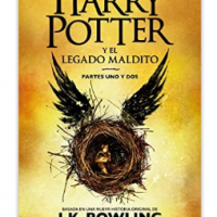 PREVENTA HARRY POTTER: nuevo libro Harry Potter por solo 18€