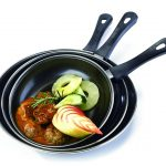 Set de 3 sartenes Life Time Cooking baratas por solo 7.50€