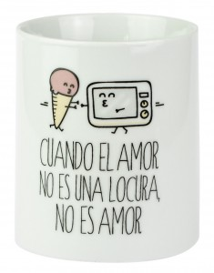 AMAZON MR WONDERFUL TAZA LOCURA