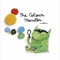¡¡Chollazo!! The Colour Monster libro en tapa sólo 4.59 € PVP 15€
