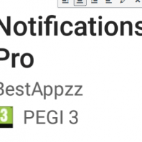 Aplicaciones gratuitas : Notifications in Bubble Pro