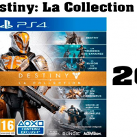 Llévate Destiny : La Collection por solo 26€ en Amazon