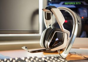 auriculares gaming Corsair baratos