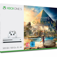 Xbox One S 500 GB + Assassin's Creed Origins solo 189€