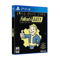 Fallout 4 GOTY para PS4 solo 26,72€ – Chollo en PlayStation