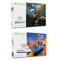 XBOX ONE S + Rocket League o Forza 3 solamente 150€
