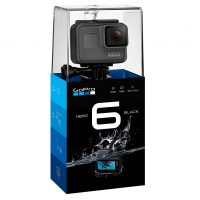 GoPro Hero 6 Black 4k Wifi solo 337€