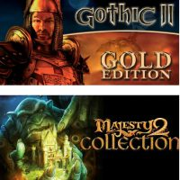 Gothic 2 – Gold Edition y Majesty 2 Collection solo 0,38€