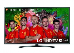 Smart TV 49pulgadas WiFi LED 4K 49UK6470PLC solo 449€
