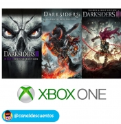 Darksiders Fury's Collection Xbox solo 22,32€