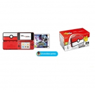 Pack Nintendo New 2DS XL + Pokémon Ultraluna solo 142€