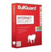 Antivirus y Firewall Bullguard Internet Security Gratis